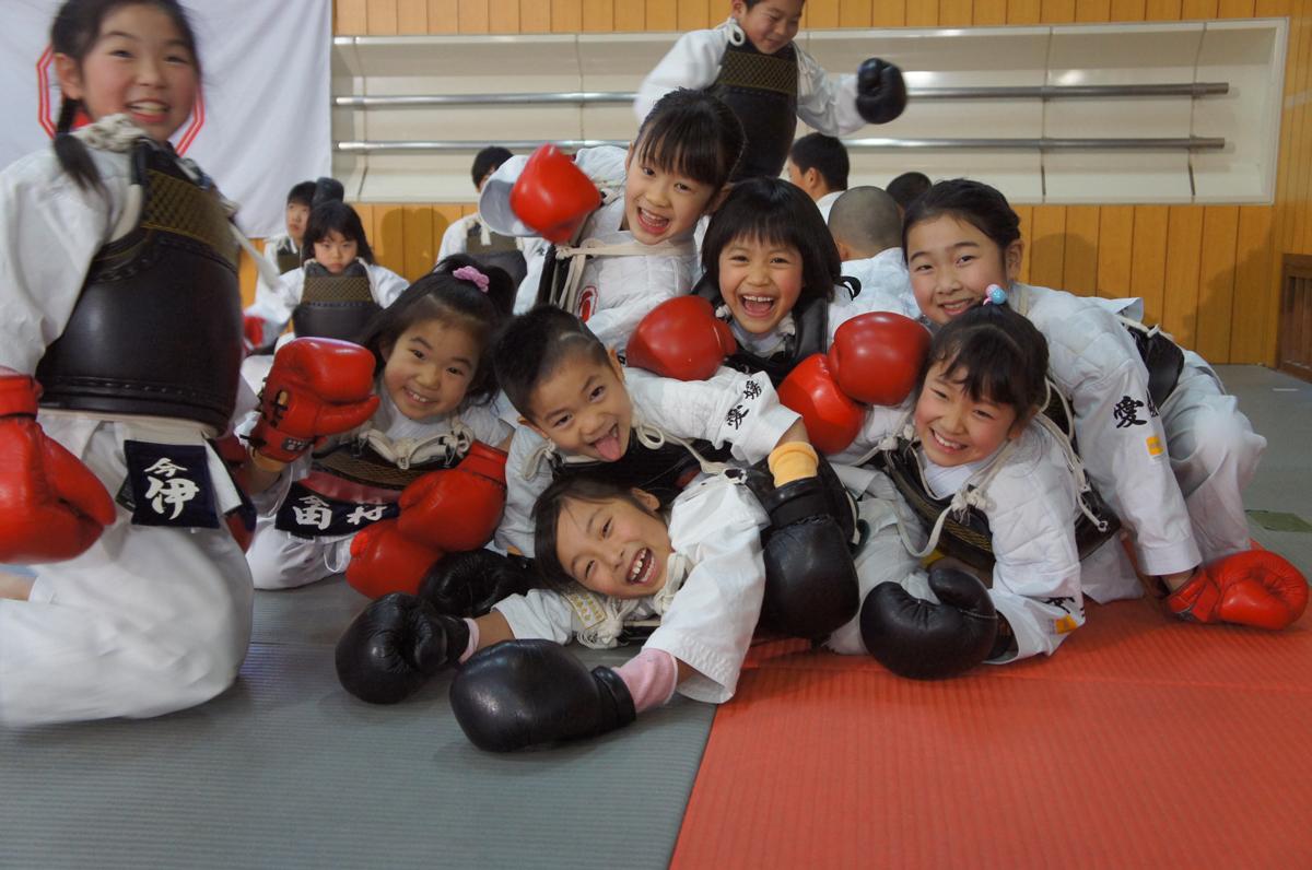 「いよ×イチ」【中継】日本拳法 by NHK松山放送局