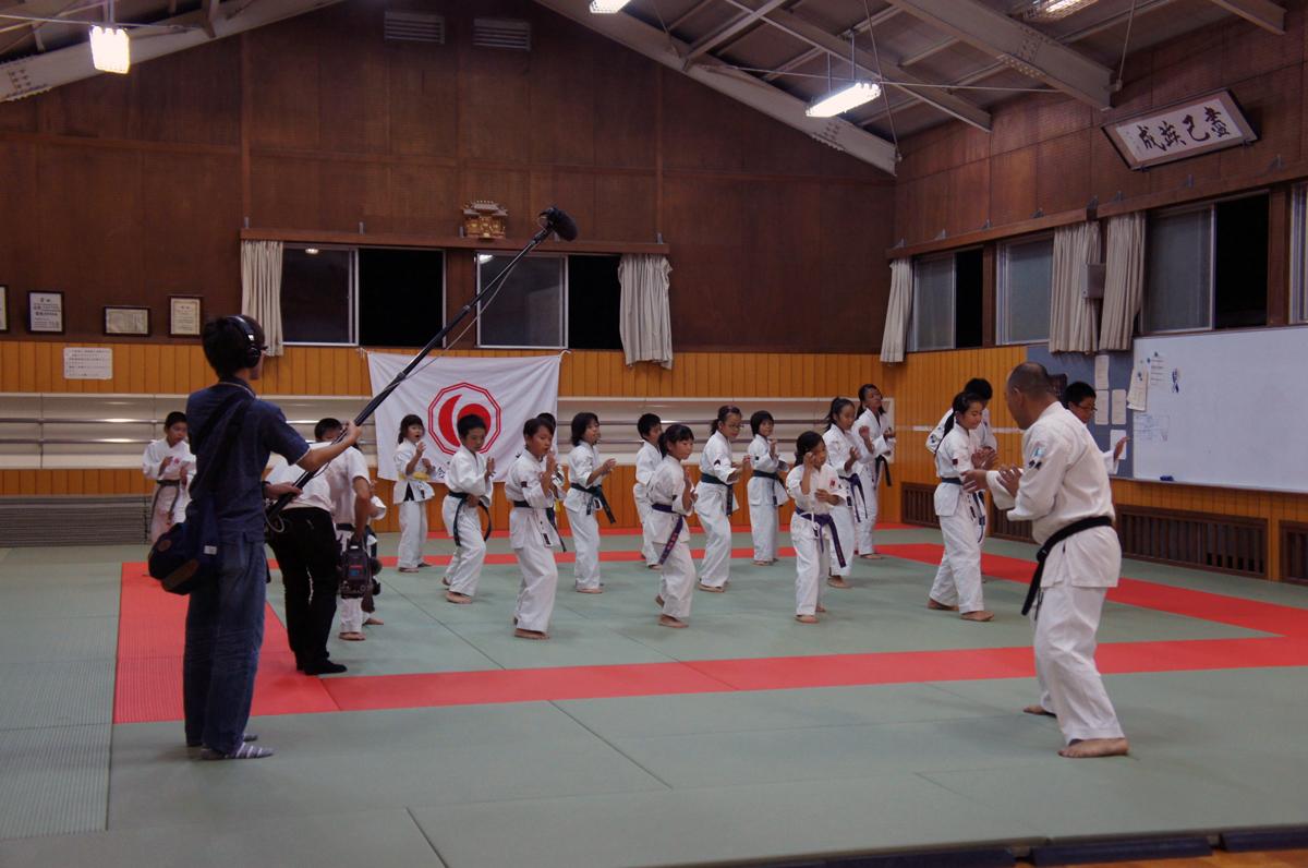 「いよ×イチ」 Sports 日本拳法 愛媛初のチャンピオンby NHK松山放送局